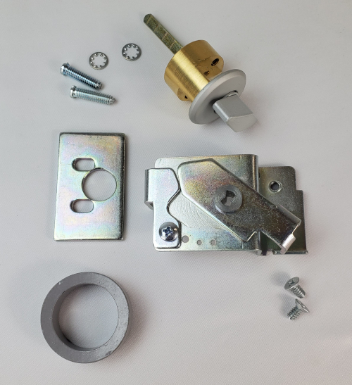 40//50 Polished Chrome Disabled Large Turn Cylinder thumbturn Size First
